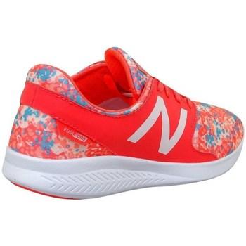 Sapatos Criança Sapatilhas New Balance KJCSTMDY Cor de laranja