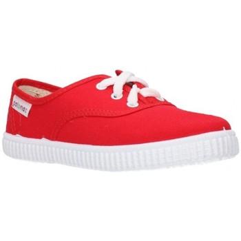 Sapatos Rapaz Sapatilhas Fergar-potomac Potomac 291 Niño Rojo rouge