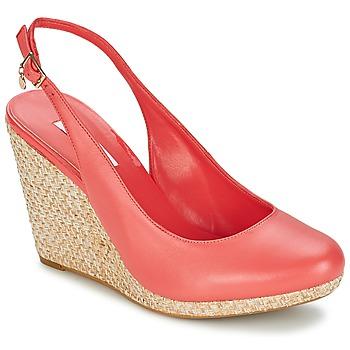 Sapatos Mulher Escarpim Dune CECILLE Coral