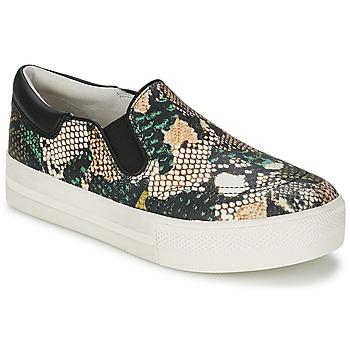 Sapatos Mulher Slip on Ash JAM Bege