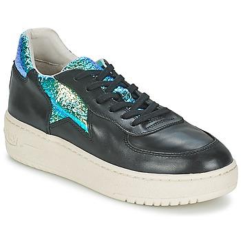 Sapatos Mulher Sapatilhas Ash FOOL Preto / Verde