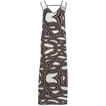 Textil Mulher Vestidos compridos Sisley SIXIOL Multicolor