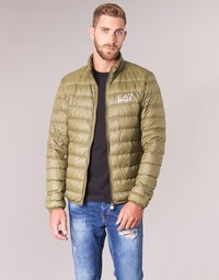Textil Homem Quispos Emporio Armani EA7 TRAIN CORE ID M DOWN LIGHT Castanho