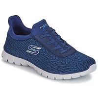 Sapatos Mulher Fitness / Training  Skechers EZ FLEX 3.0 Navy