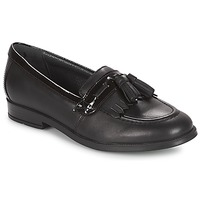 Sapatos Rapariga Mocassins Start Rite LOAFER PRI Preto