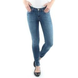 Textil Mulher Gangas Skinny Lee Scarlett Blue L526SVIX blue