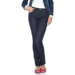 Textil Mulher Calças de ganga slim Lee Jade L331OGCX blue