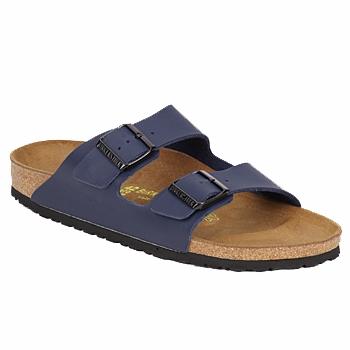 Sapatos Homem Chinelos Birkenstock ARIZONA Azul