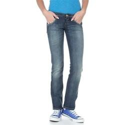 Textil Mulher Calças Jeans Lee Lynn L38418HD blue