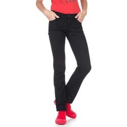 Textil Mulher Calças de ganga slim Lee Marlin L337DROC black