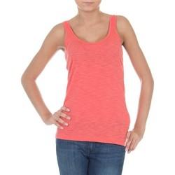 Textil Mulher Tops sem mangas Wrangler Essential Tanks W7244GRHJ pink