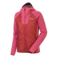 Textil Mulher Casaco polar Salewa Bluza  Fanes PL/TW W Jacket 25984-6336 pink