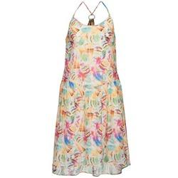 Textil Mulher Vestidos curtos See U Soon CAROLINE Multicolor