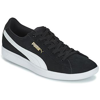 Sapatos Mulher Sapatilhas Puma PUMA VIKKY WNS Preto