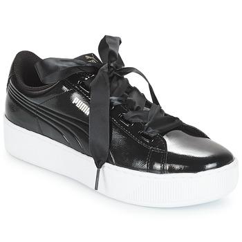 Sapatos Mulher Sapatilhas Puma VIKKYPFP RIB182 Preto
