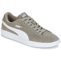 Sapatos Homem Sapatilhas Puma SMASH V2 SD Cinza