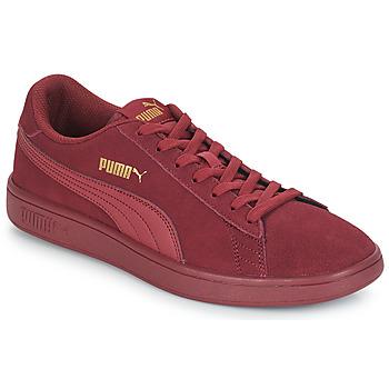 Sapatos Homem Sapatilhas Puma SMASH V2 SD Bordô