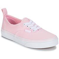 Sapatos Rapariga Sapatilhas Vans UY AUTHENTIC Rosa