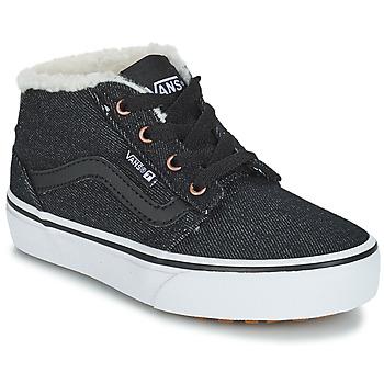 Sapatos Criança Sapatilhas Vans VYT CHAPMID MTE Cinza / Antracite