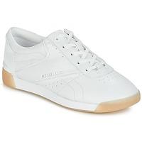 Sapatos Mulher Sapatilhas MICHAEL Michael Kors ADDIE LACE UP Branco