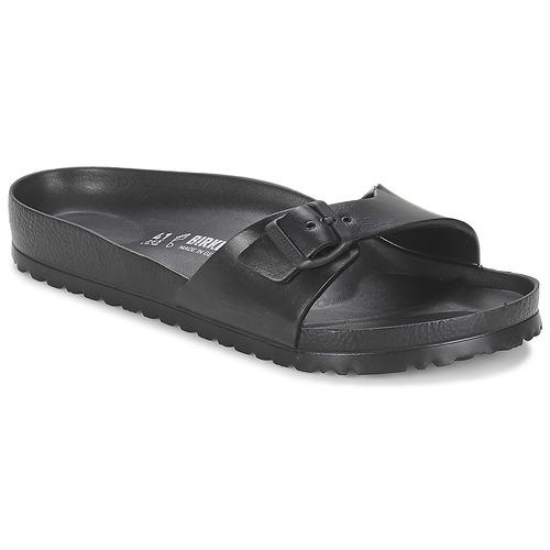 Sapatos Homem Chinelos Birkenstock MADRID EVA Preto