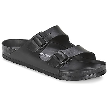 Sapatos Homem Chinelos Birkenstock ARIZONA Preto