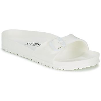 Sapatos Homem Chinelos Birkenstock MADRID EVA Branco