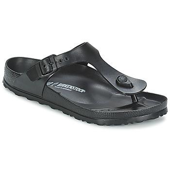 Sapatos Chinelos Birkenstock GIZEH EVA Preto