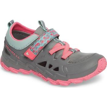 Sapatos Criança Sapatilhas Merrell Hydro 2.0 - Grey/Pink Cinza