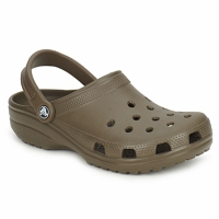 Sapatos Tamancos Crocs CLASSIC CAYMAN Chocolate