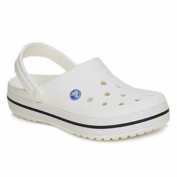 Sapatos Tamancos Crocs CROCBAND Branco