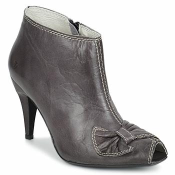Sapatos Mulher Botas baixas Tiggers MYLO 10 Cinza