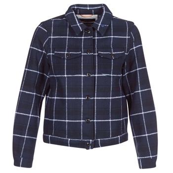 Textil Mulher Casacos/Blazers Maison Scotch VELERIANS Marinho