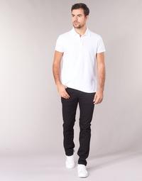 Textil Homem Calças Jeans Scotch & Soda RALSTON Preto