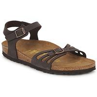 Sapatos Mulher Sandálias Birkenstock BALI Castanho