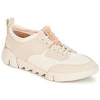 Sapatos Mulher Sapatilhas Clarks Tri Spirit Branco