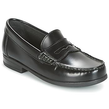 Sapatos Criança Mocassins Start Rite PENNY 2 Preto