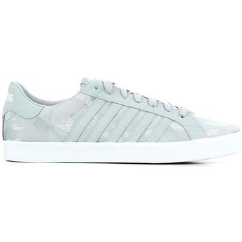 Sapatos Homem Sapatilhas K-Swiss Belmont Camo 03737-017-M grey