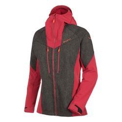 Textil Mulher Corta vento Salewa Kurtka  Sesvenna WO/DST JKT 25230-0911 red