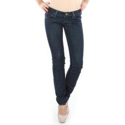 Textil Mulher Calças Jeans Lee Lynn L340AGNA black