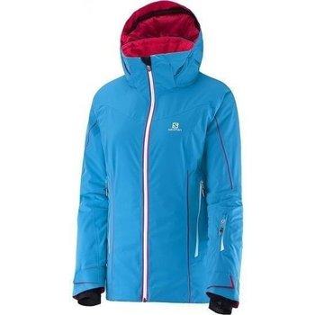 Textil Mulher Corta vento Salomon Kurtka  Whitecliff W 374721 blue