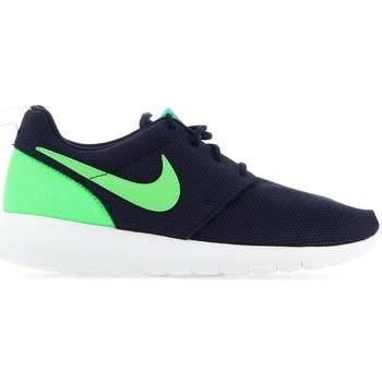 Sapatos Sapatilhas Nike Roshe One GS 599728-413 black