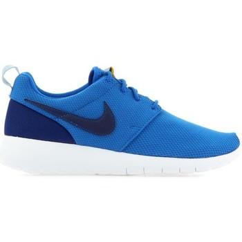Sapatos Sapatilhas Nike Roshe One GS 599728-417 blue