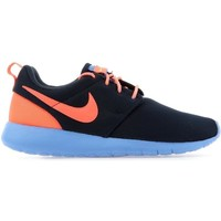 Sapatos Mulher Sapatilhas Nike Roshe One GS 599729-408 blue