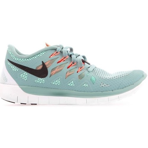 Sapatos Mulher Sapatilhas Nike WMNS  Free 5.0 642199-003 green