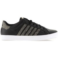 Sapatos Mulher Sapatilhas K-Swiss Women's Belmont So Snake 93736-049-M black