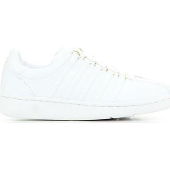 Sapatos Mulher Sapatilhas de ténis K-Swiss Classic VN 50TH 93944-955 white