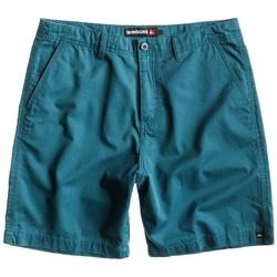 Textil Homem Shorts / Bermudas Quiksilver AQYWS00119-BRQ0 blue