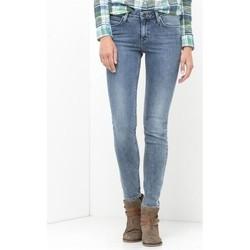 Textil Mulher Gangas Skinny Lee Jeansy  Scarlett Skinny L526WMUX blue