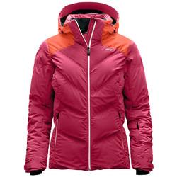 Textil Mulher Quispos Kjus Kurtka  Ladies Snow Down LS15-709 30518 pink